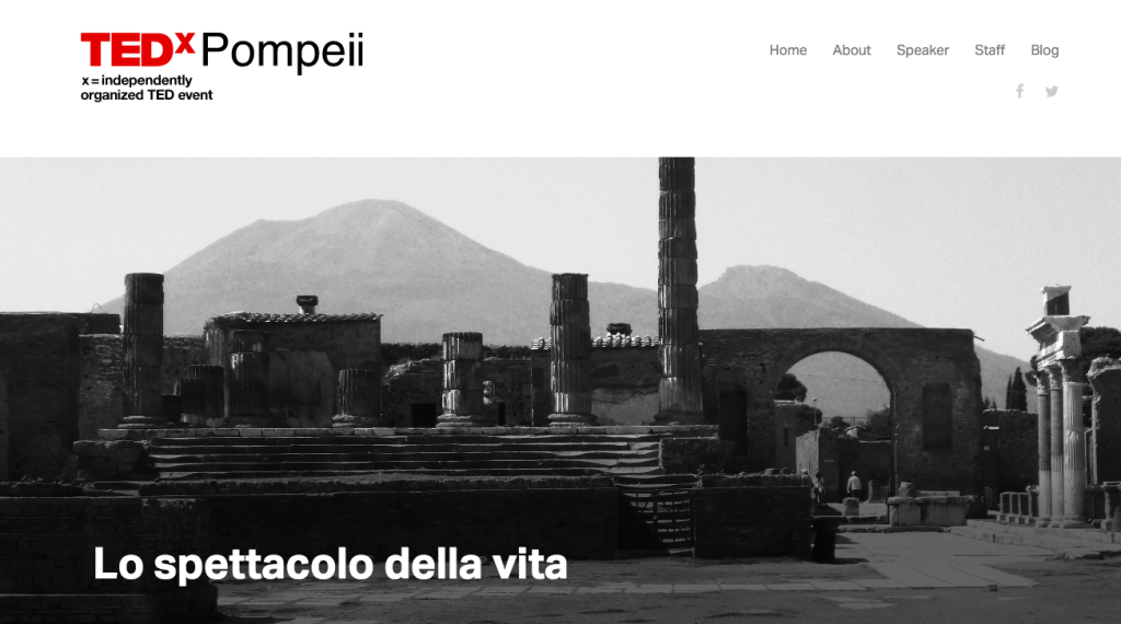 TEDx Pompeii