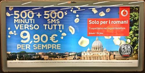 Vodafone Roma
