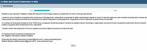 social business survey