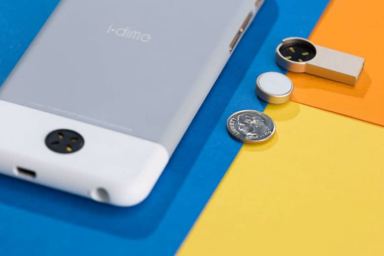 i.dime iphone