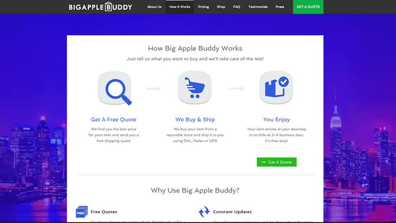 big apple buddy