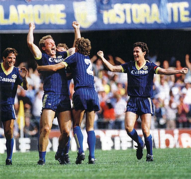scudetto hellas verona 1984 1985