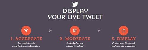 LiveTweet App