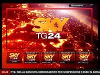 Prove di notiziari geolocalizzati a Sky?